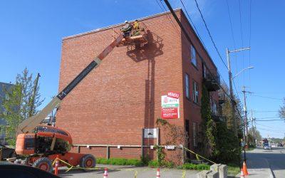 Une 18e murale au centre-ville de Sherbrooke!